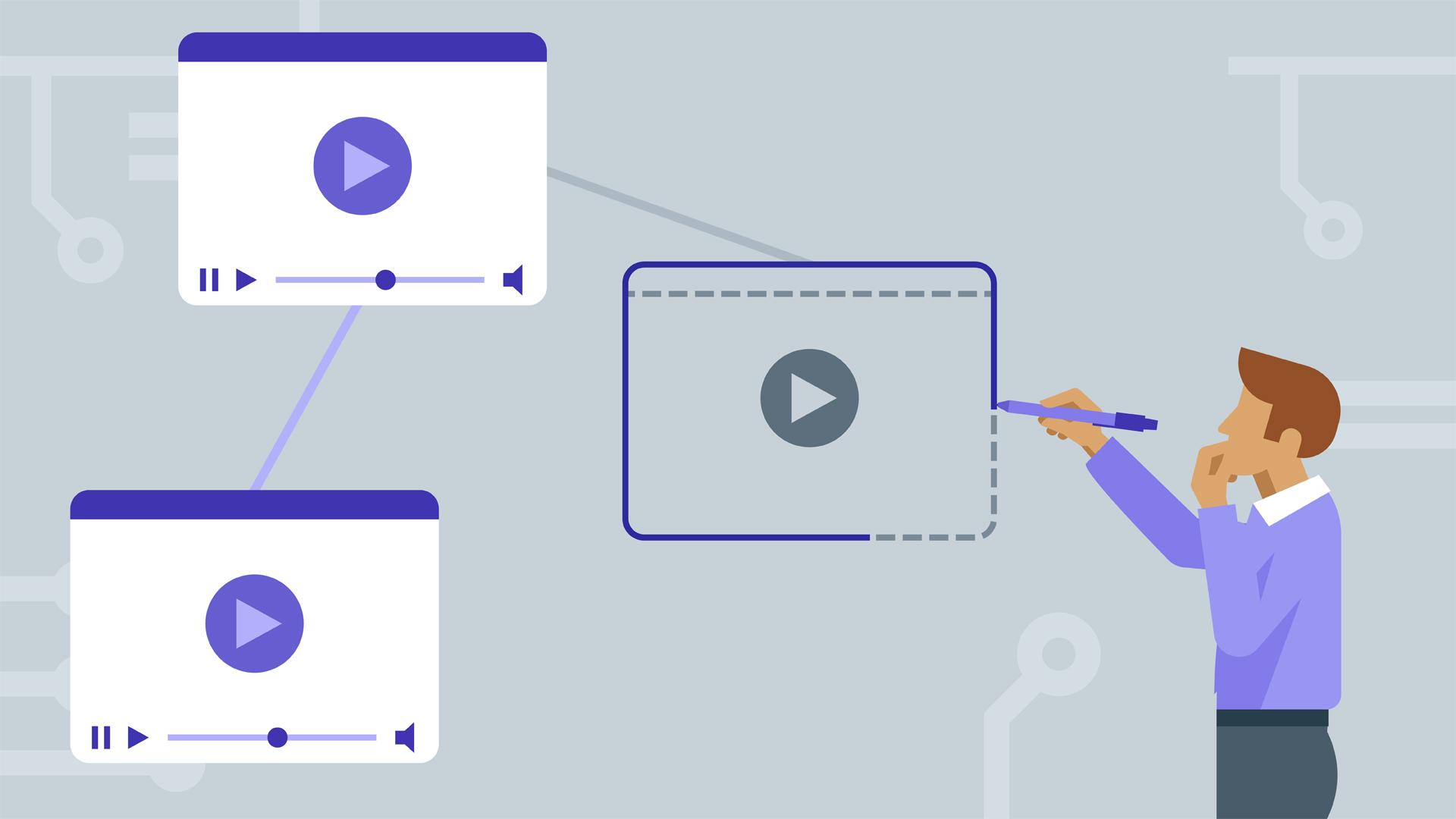 استراتژی تولید محتوا ویدیویی - اپیزود ۱: آشنایی با مقدمات تولید محتوای ویدیوئی